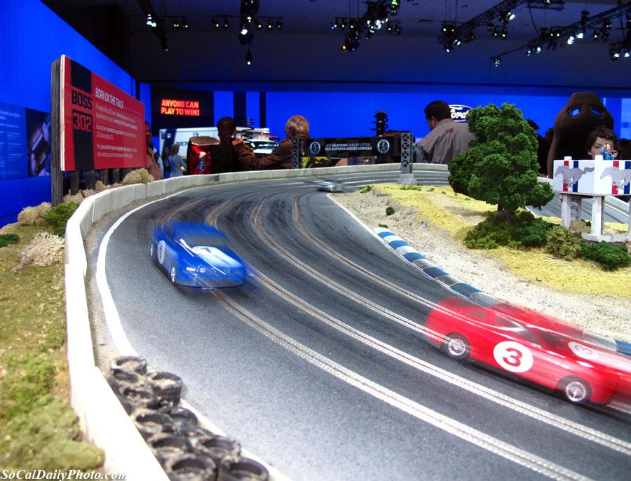 LA car show 2010