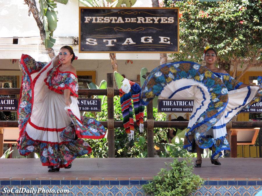 Fiesta de Reyes Stage San Diego